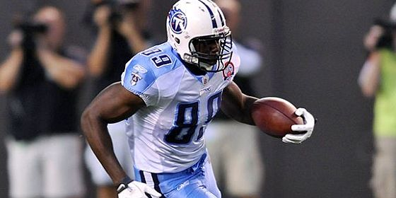 Jared Cook Titans