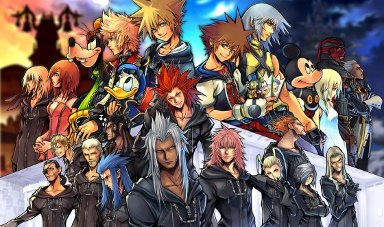 Kingdom Hearts 560x331