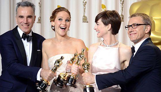 Oscar winners header