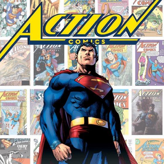 Superman 560x560