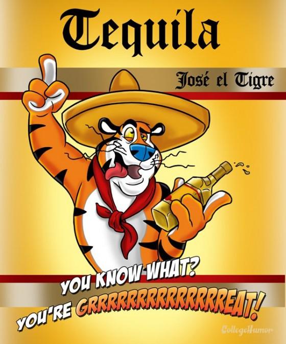 Tequila Mascot 560x674