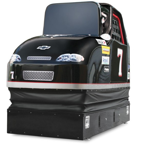 The Stock Car Racing Simulator 560x560