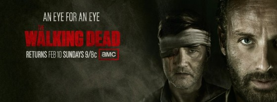 Walking Dead Season 3 560x207