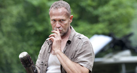 merle dixon walking dead season 3