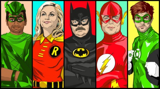 Justice League Parks and Recreation 560x313