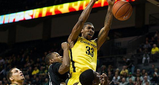 Oregon Basketball