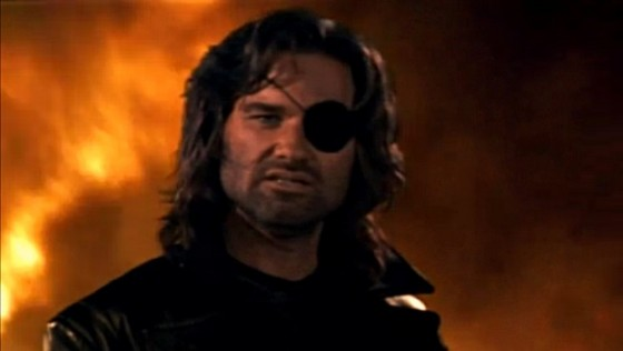 escape from la kurt russell snake plissken 560x316