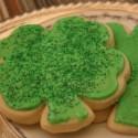 Green Grub of St. Patrick's Day