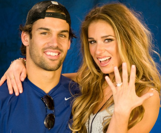 Eric Decker Jessie James 560x463