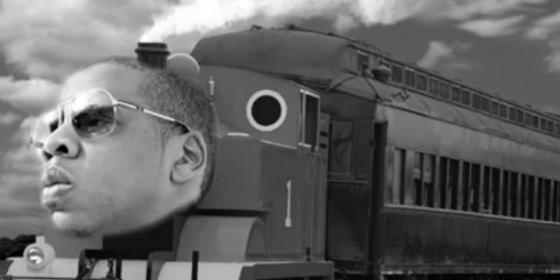 Jay Z the Tank Engine