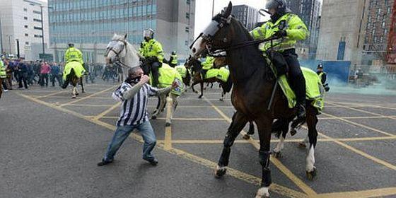 Man vs horse header