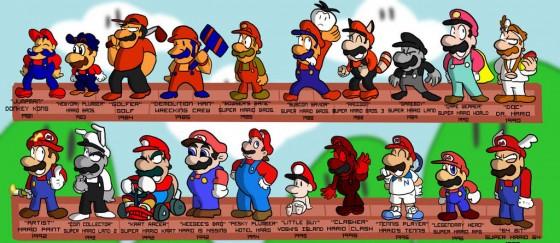 Mario History 560x243