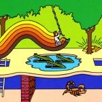 Atari's Pitfall as a Metaphor For Life