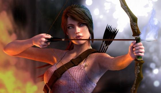 Tomb Raider Game Full HD Wallpaper 3 560x324