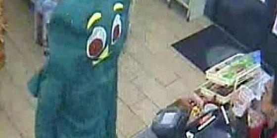 gumby robs 7 11
