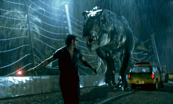 jurassic park rexy