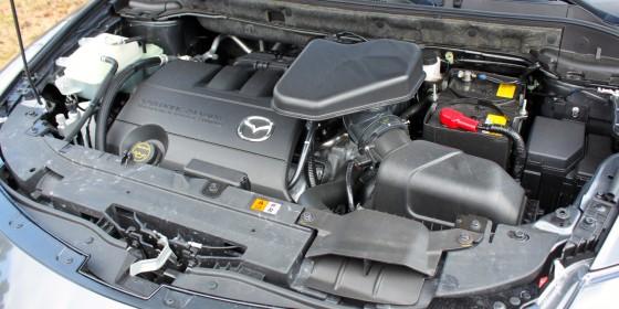 2013 Mazda CX9 Engine1 560x280