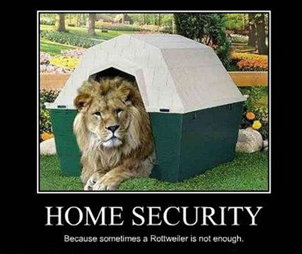 Awesome Home Security 13