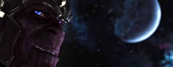 Marvels The Avengers Thanos banner 560x218