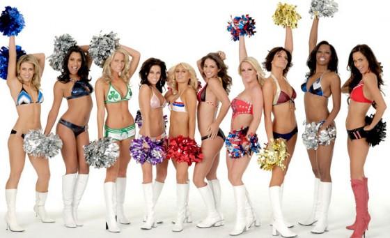 NBA Dancers 560x341