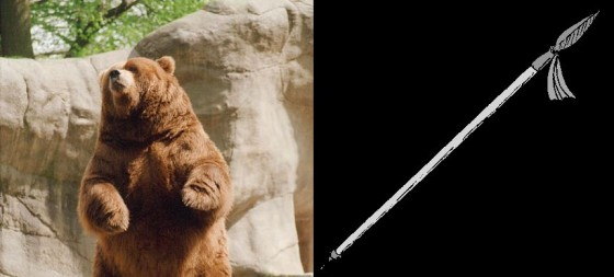 bear and spear 560x253