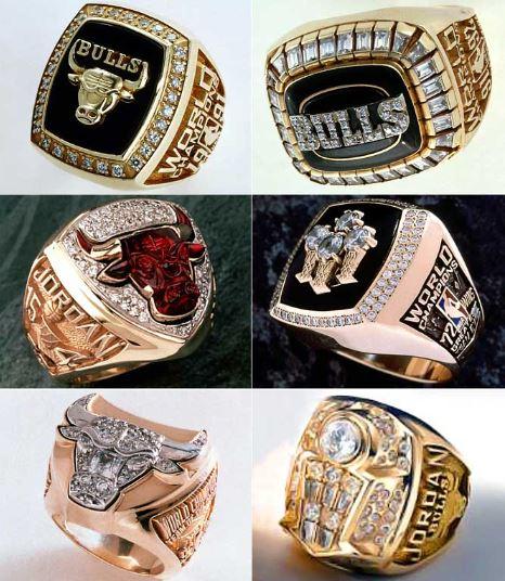 bulls rings