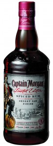 Captain Morgan Sherry Oak Finish Bottle 109x300