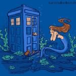Disney Princesses and The TARDIS?