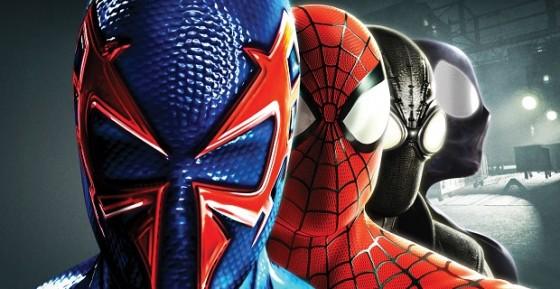 Spider Man spin offs 560x289