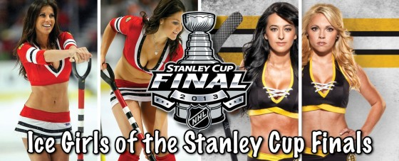 Stanley Cup 2013 Ice Girls2 560x227