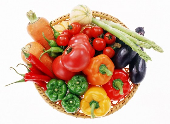 fruit and veggie 560x409
