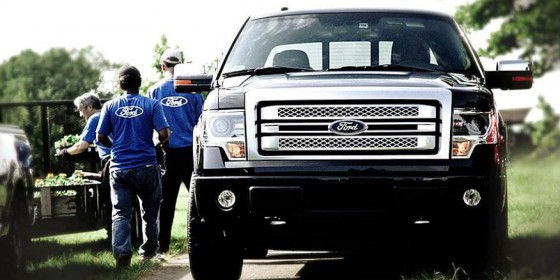 Ford Truck 560x280