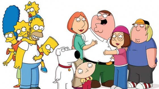 The Simpsons Family Guy Crossover 560x314