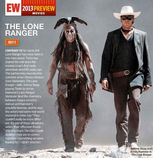 the lone ranger ew