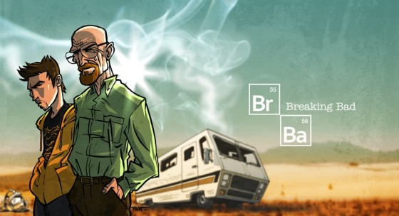 Breaking Bad Fan Art 001 560x304