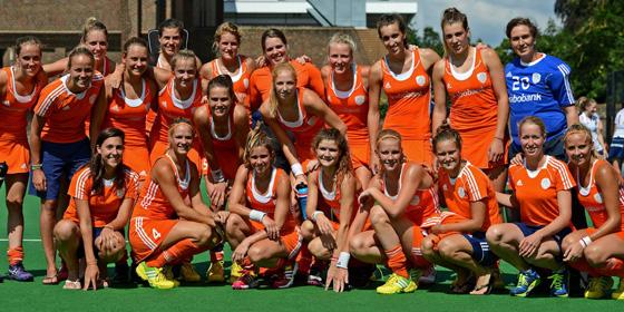 Dutch Field Hockey
