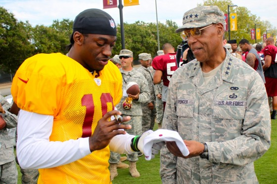 Redskins Military Training Camp 31 560x373
