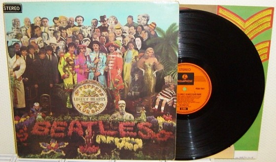the beatles sgt. pepper s lonely hearts club band lp vinyl record album australian parlophone 1969 3002 p 560x329