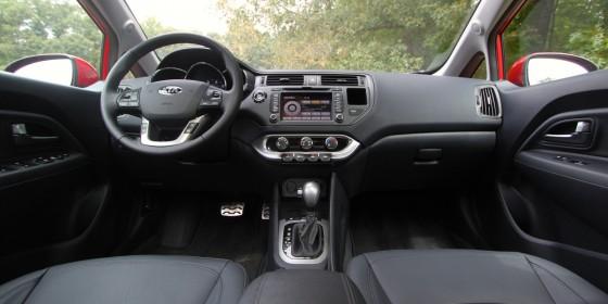 2013 Kia Rio SX Interior 01 560x280