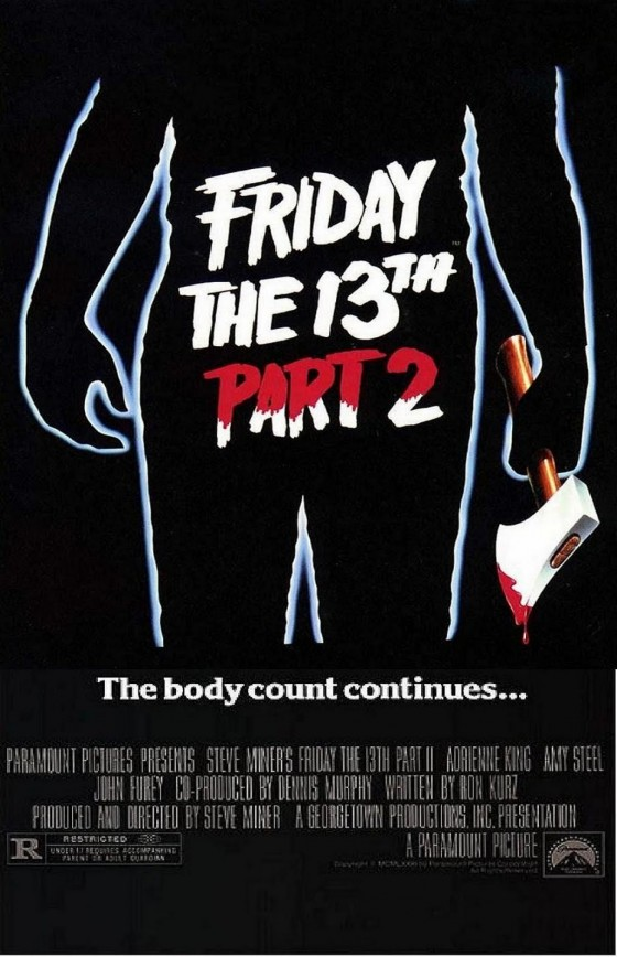 Friday the 13th part 2 560x868