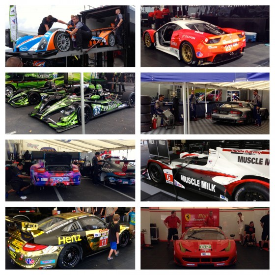 Grand Prix Baltimore ALMS Paddock 560x560