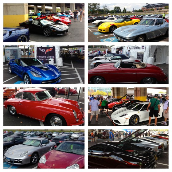 Grand Prix Baltimore Car Show 560x560