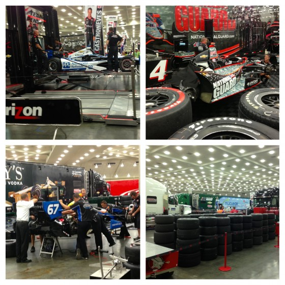 Grand Prix Baltimore Indycar Paddock 560x560