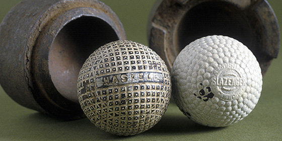 Haskell Golf Ball