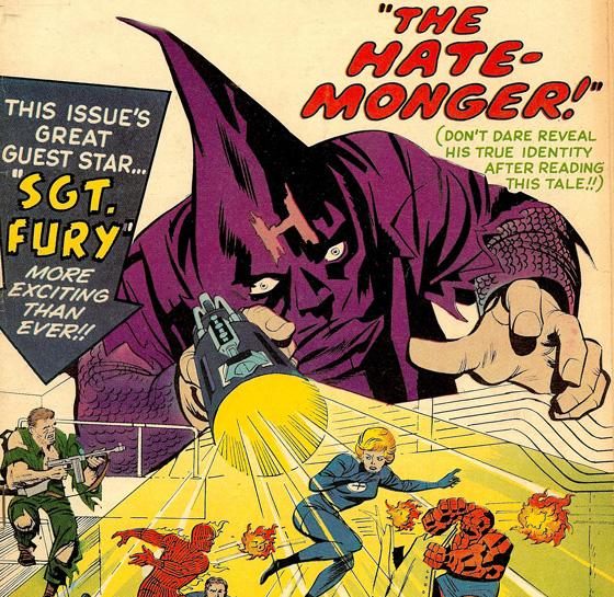 Hate Monger