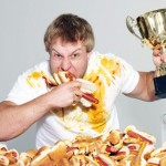 Five Amazing Videos of Furious Pete Destroying Food