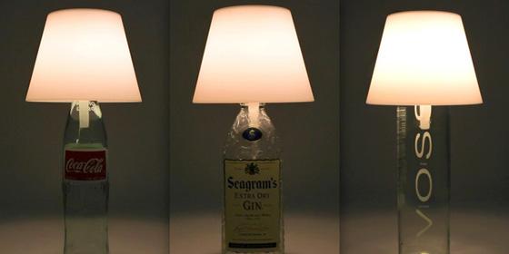 Satechi Bottle Lamp