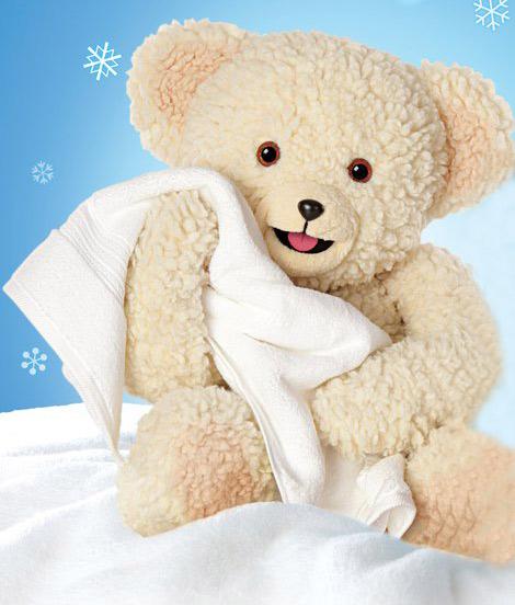 Snuggle Bear1