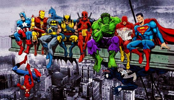 Super Heroes 560x322