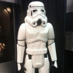Life-Sized Stormtrooper Toy Replica